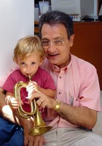 Lluc y Guillem, un 29 de Agosto de 2003