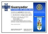DIPLOMA guanyador VI SOLIDARI RC LLEIDA 2014_Alto Siós 2010 Costers del Sió