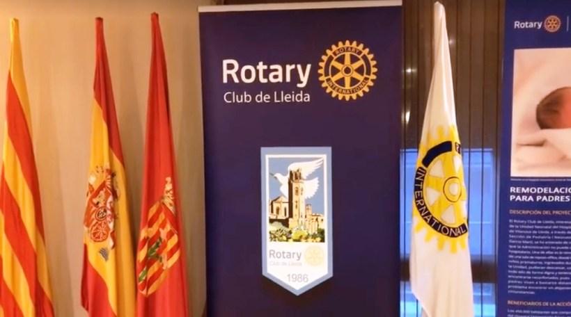 Festa de Canvi de Presidència 2017-2018 al Rotary Club deLleida