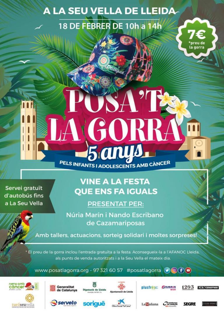 Posa't la Gorra 2018