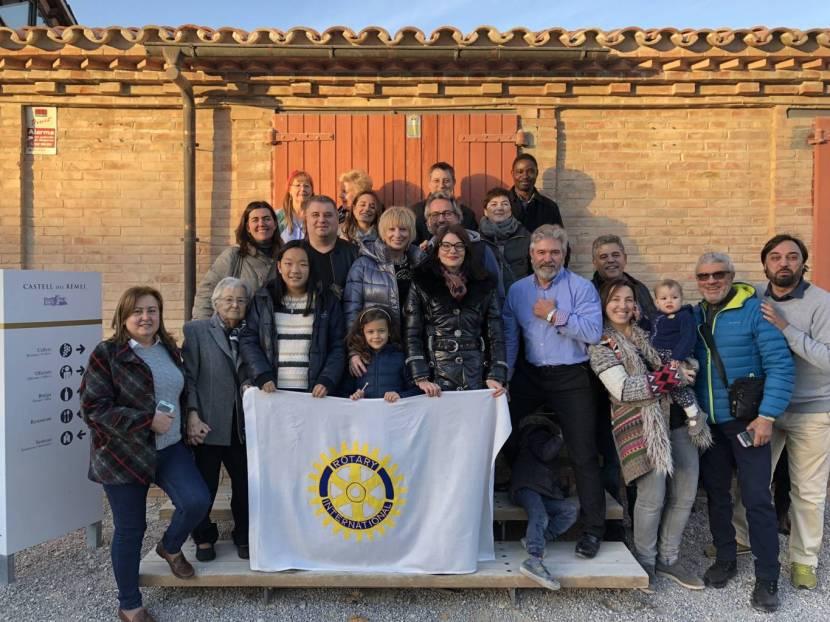 VII Trobada de l'Amistat dels Clubs Rotaris de Barcelona Millennium iLleida