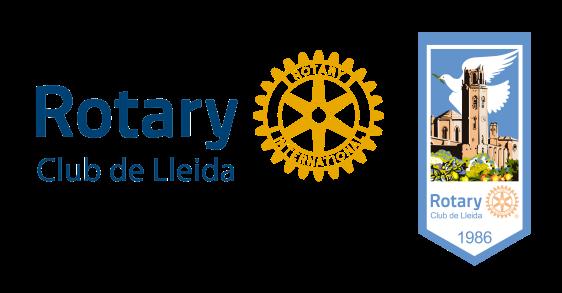 rotary-lleida-banderin+logo-rotary-azul