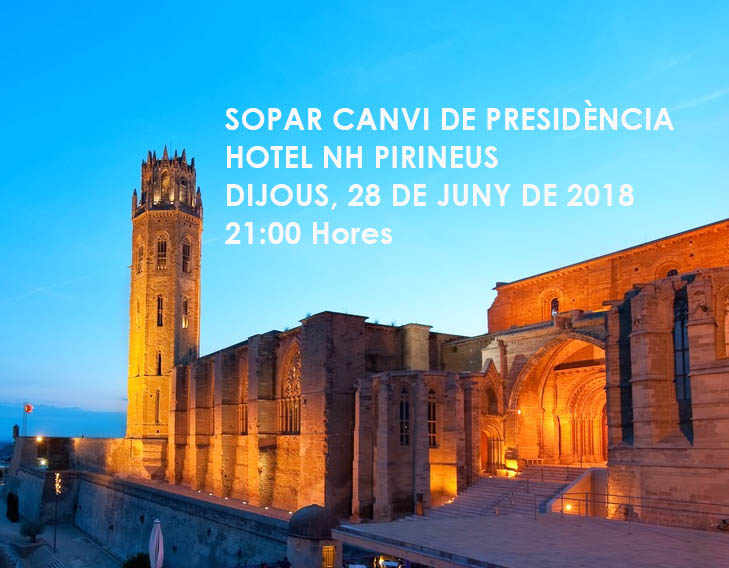 Canvi de Presidència2018-19