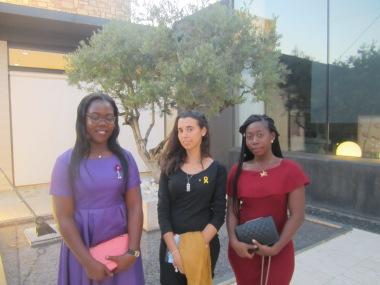Les tres estudiants